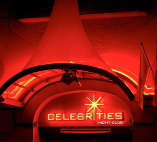 Celebrities Nightclub de Vancouver
